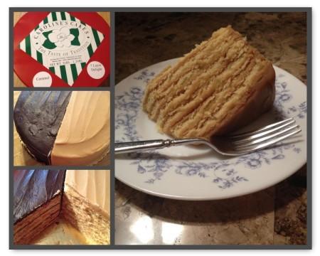birthday cake mosiac 2014